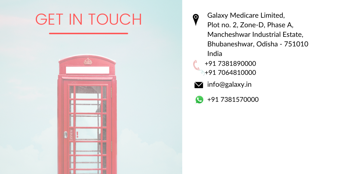 Galaxy Medicare Limited Contact us