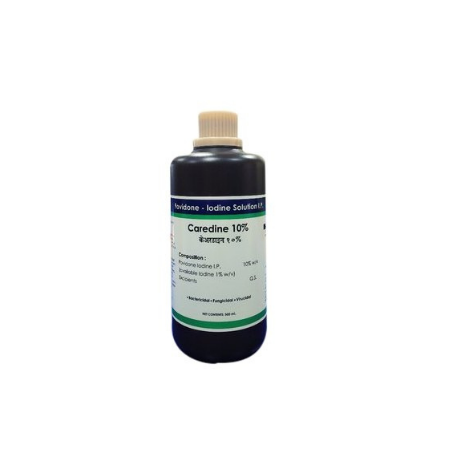 Povidone_Caredine 10%_wound care product