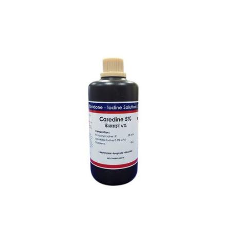 Povidone_Caredine 5%_wound care product