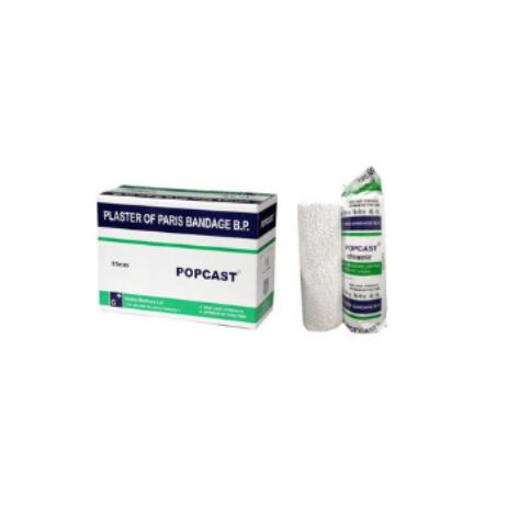 Popcast_Plaster of Paris Bandage B.P